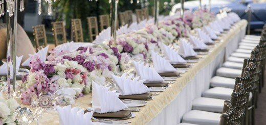 wedding table decorations 1