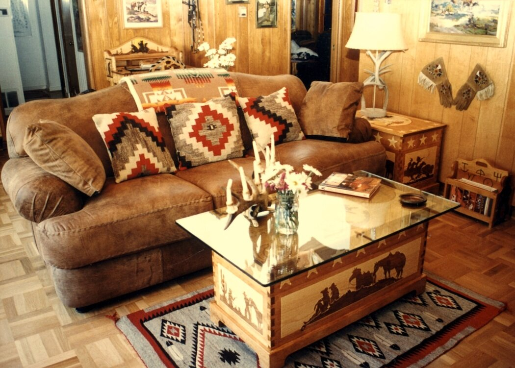 cowboy living room the 15 best western decor examples for homes 11033