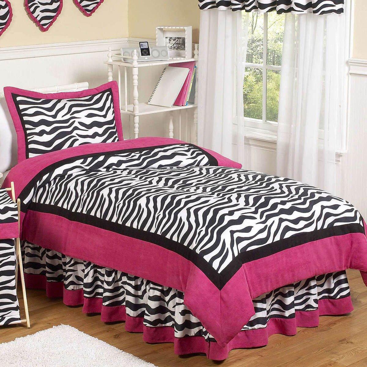 Zebra Print Decor 1