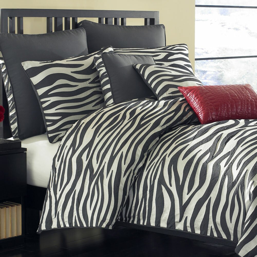peinture chambre zebre. Black Bedroom Furniture Sets. Home Design Ideas