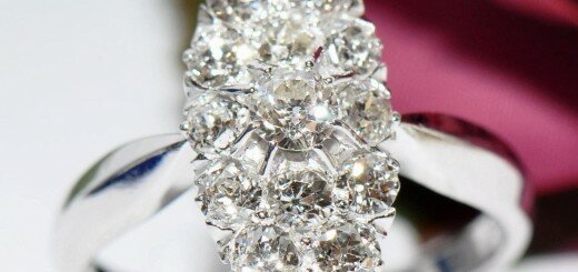 antique engagement rings 1