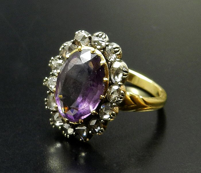 antique engagement rings 11