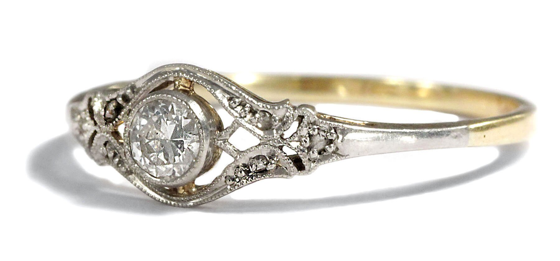 antique engagement rings 6
