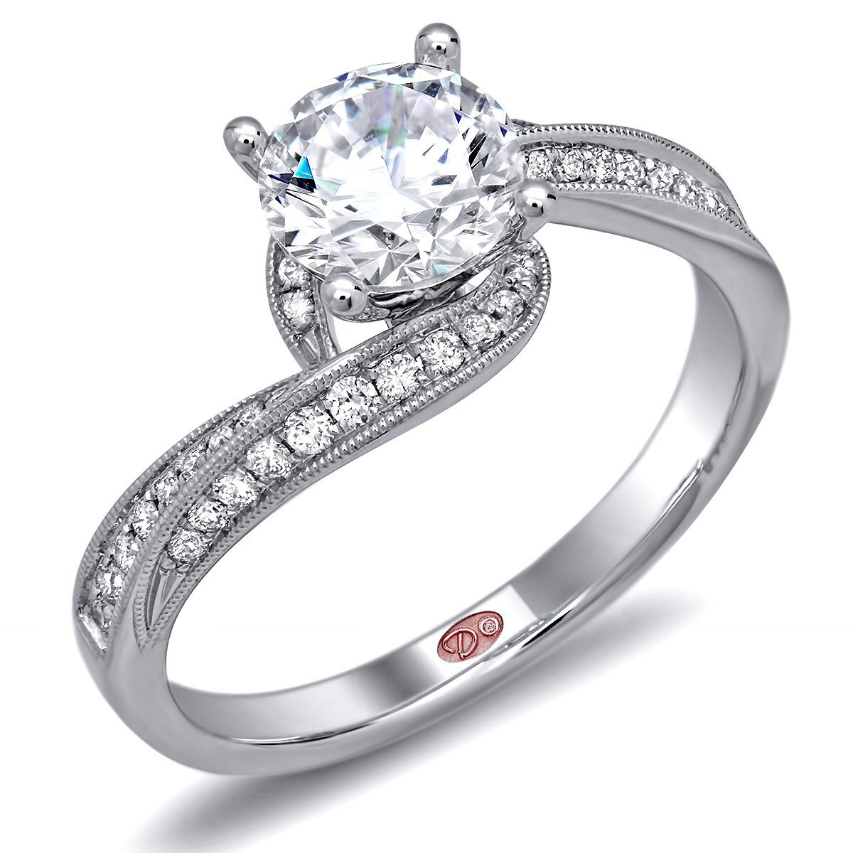 16 dreamy designs of engagement rings for women mostbeautifulthings. Black Bedroom Furniture Sets. Home Design Ideas