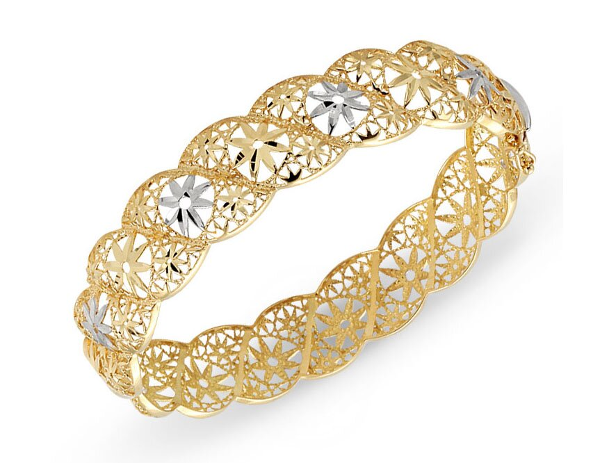 Really Beautiful Gold Bracelet Designs In 15 Examples