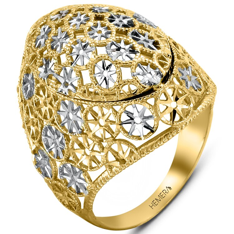 The 16 Most Beautiful Gold Ring Designs | MostBeautifulThings