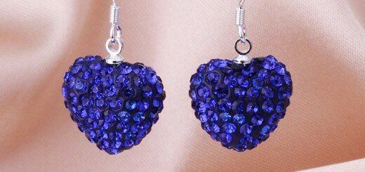 heart earrings 1