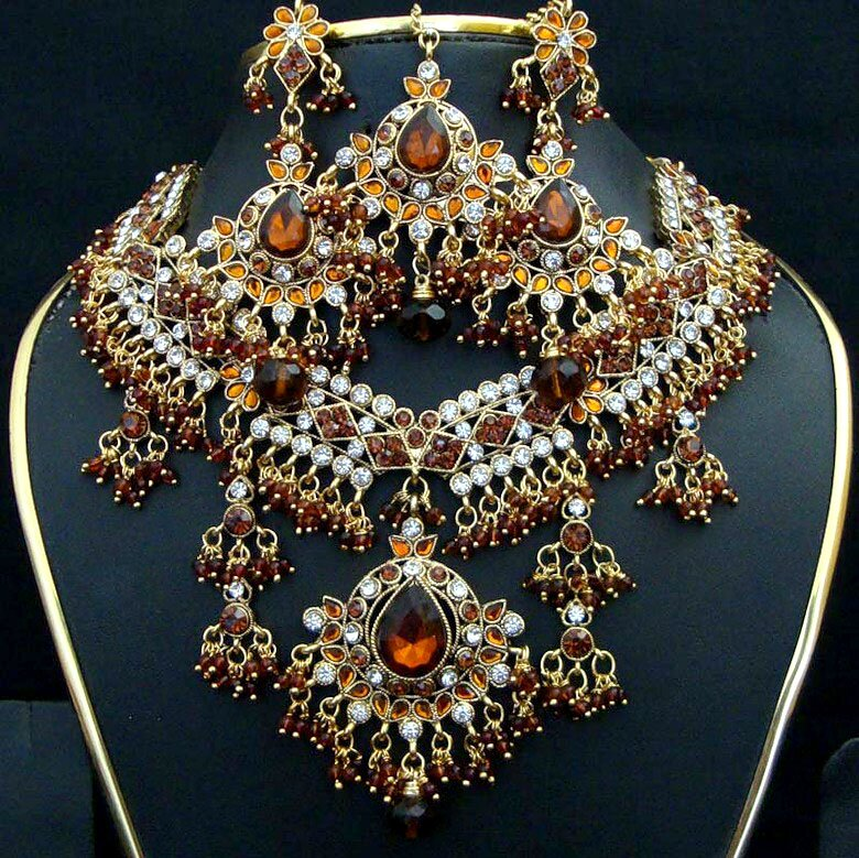 top 17 indian jewelry designs mostbeautifulthings