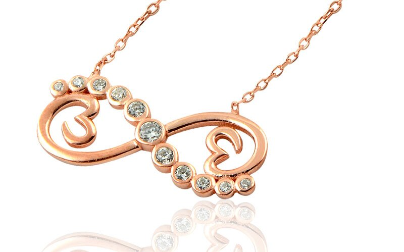 15 Inspiring Examples Of Infinity Jewelry Designs MostBeautifulThings