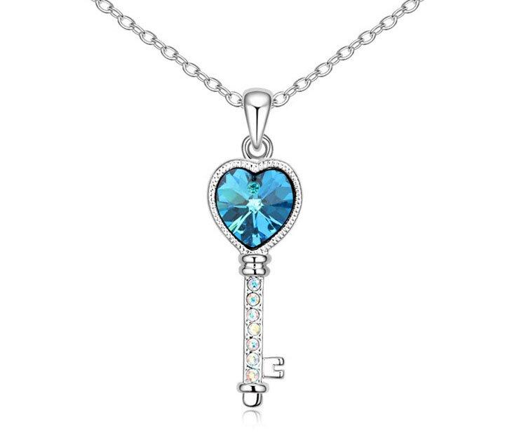 15 inspiring samples of key necklace designs