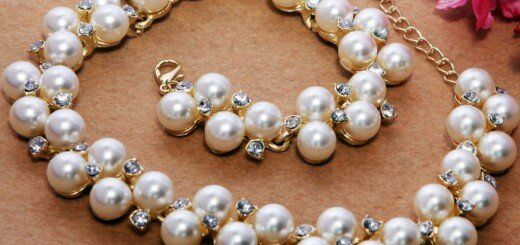 pearl necklace ideas 1
