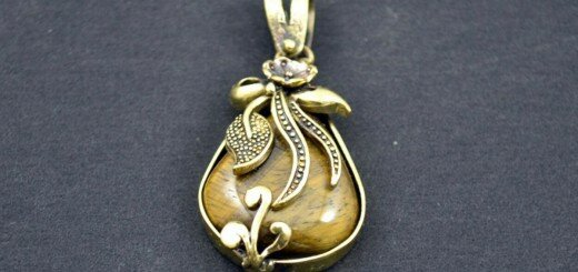 pendant necklace designs and ideas 1