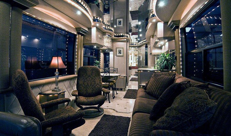 The most luxury bus designs 10