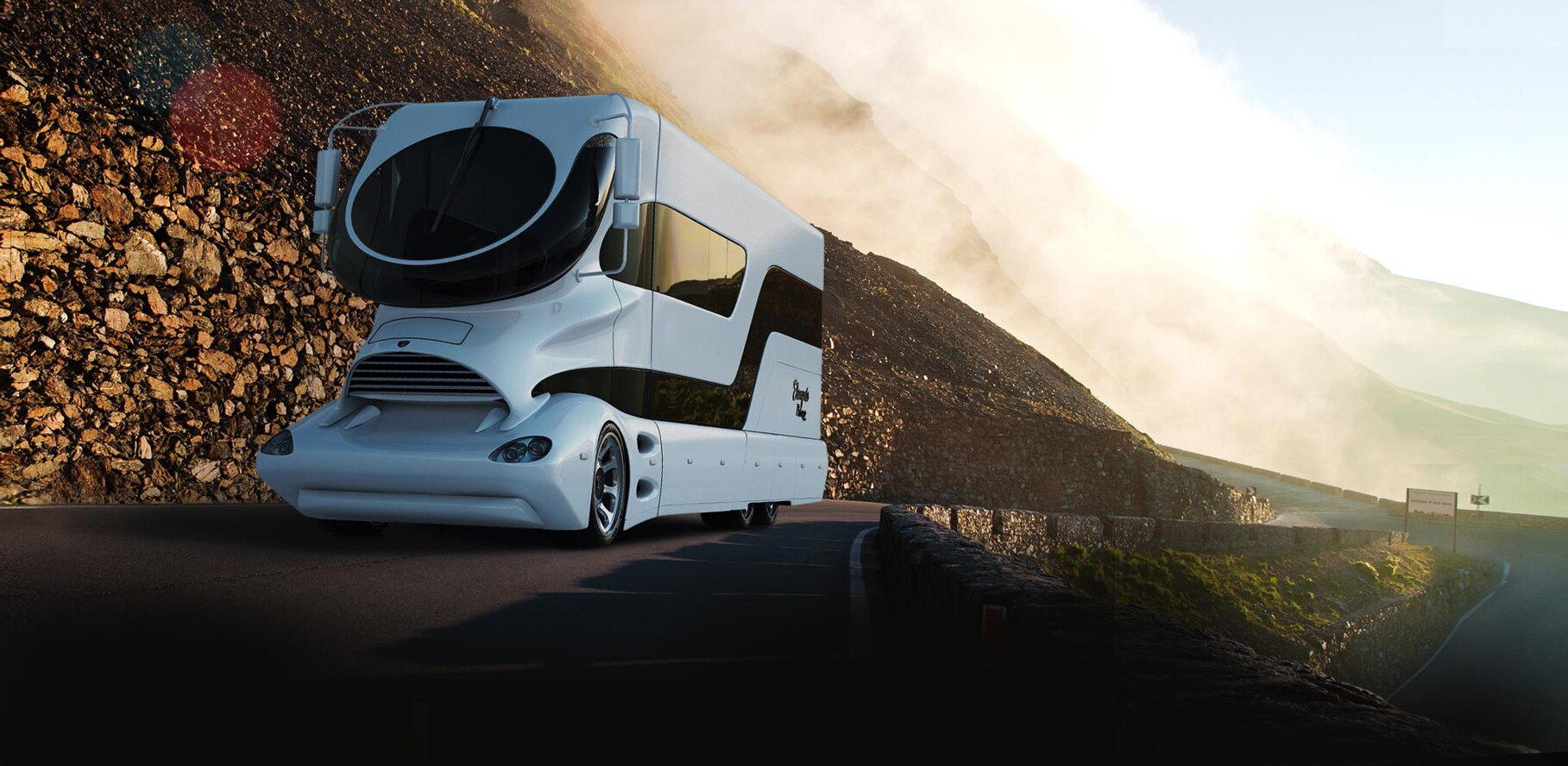 The most luxury bus designs 12