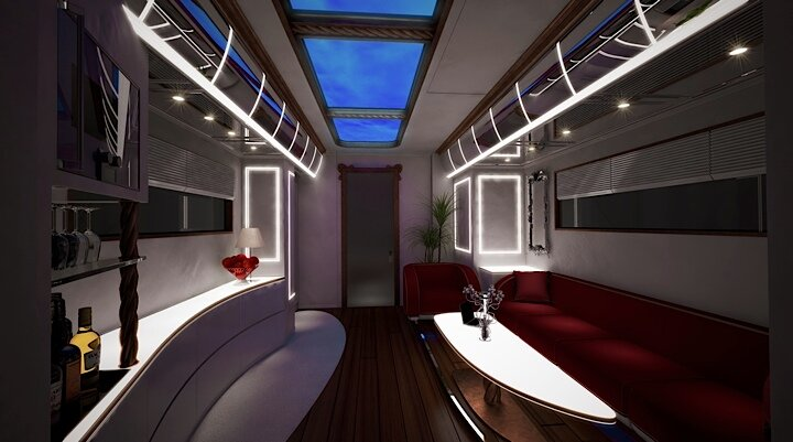 The most luxury bus designs 13
