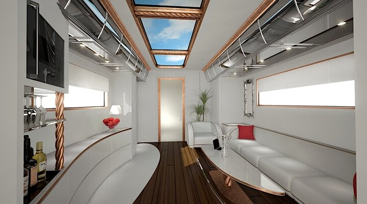 The most luxury bus designs 14