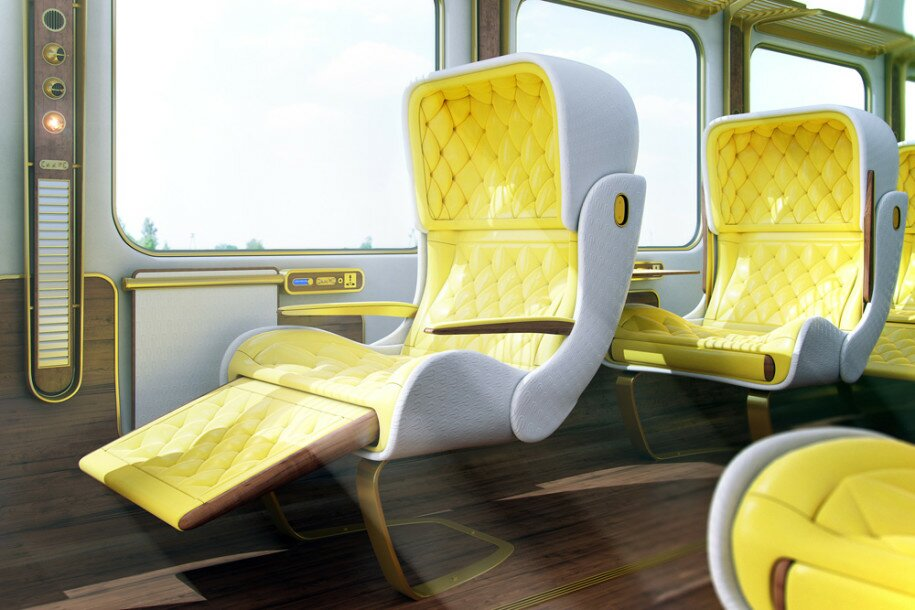 The most luxury bus designs 18
