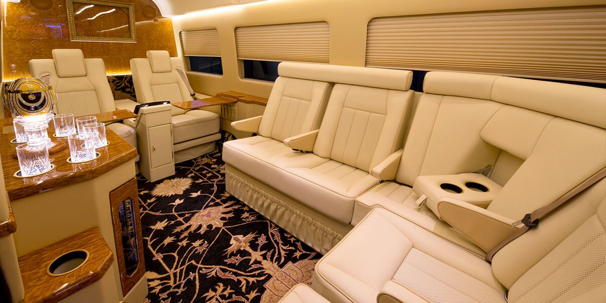 The most luxury bus designs 2