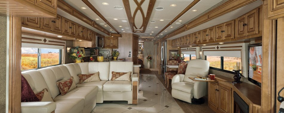 The most luxury bus designs 6