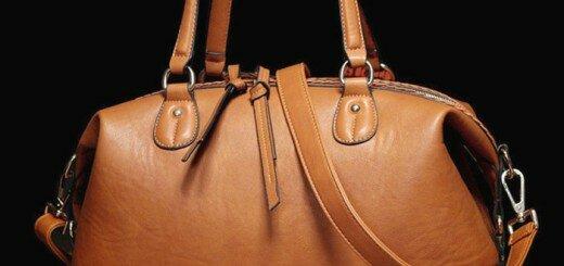 genuine leather handbag 1